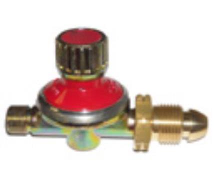 "Adjustable Propane Regulator (3/8"" Left hand )"